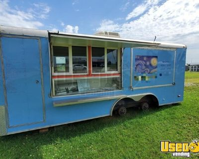 2007 Haulmark 8.5' x 18.5' Coffee Trailer with Restroom / Mobile Cafe Business