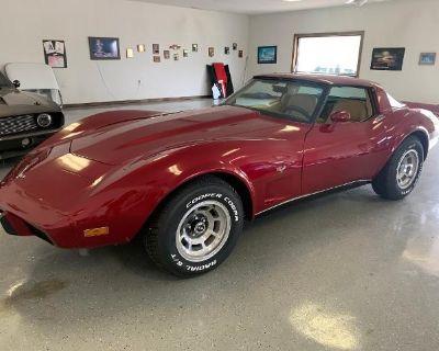 1979 Chevrolet Corvette T-TOP Coupe