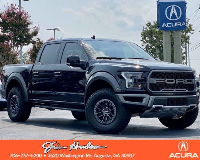 Pre-Owned 2019 Ford F-150 Raptor 4D SuperCrew 4WD