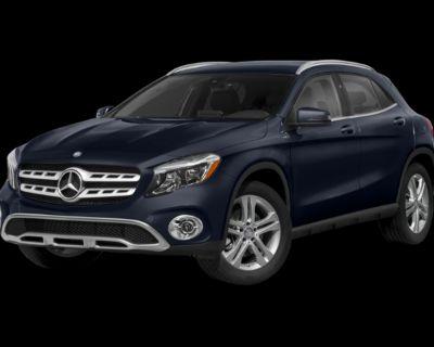 Pre-Owned 2018 Mercedes-Benz GLA GLA 250 4MATIC 4D Sport Utility