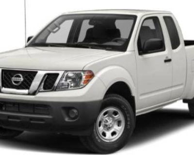 2020 Nissan Frontier S