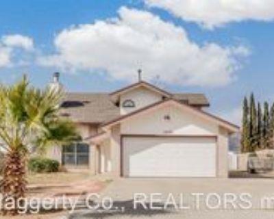 5253 Roger Maris Dr, El Paso, TX 79934 4 Bedroom House