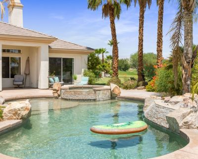 Corner Oasis in Gated Community and Stunning Views of Mission Hills Golf Course - Rancho Mirage