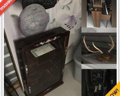 Houston Downsizing Online Auction - Louisiana Street (STORAGE)