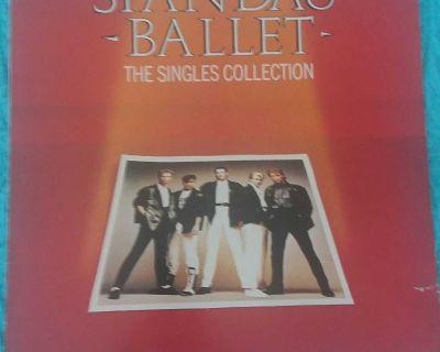 Spandau Ballet - The Singles Collection Vinyl Record Album