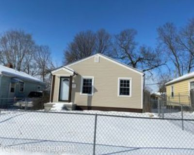 1217 Canfield Ave, Dayton, OH 45406 2 Bedroom House