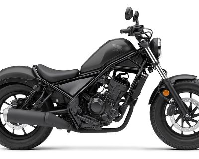 2021 Honda Rebel 300 Cruiser Del City, OK