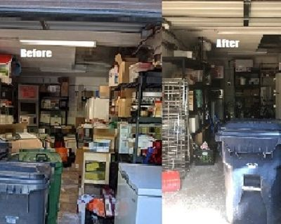 Get Your Garage Cleaned Before Fall Comes and to Your Satisfaction and at an Affordable Price