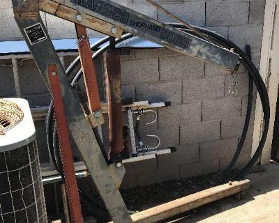 Shop Equipment/Tools: Metal, Wood, Automotive, Contractor