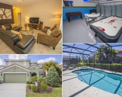 Luxury - Themed Bedrooms - Games Room - Large Pool - Solterra Resort - Davenport