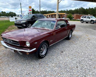 1965 Ford Mustang 2-Door Sedan