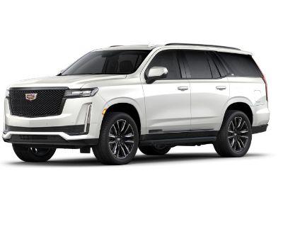 New 2021 Cadillac Escalade Sport Four Wheel Drive SUV