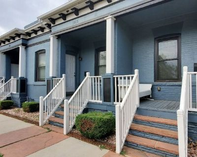 Historic Townhouse in the Heart of RiNo - Curtis Park