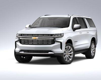 New 2021 Chevrolet Suburban Premier Rear Wheel Drive SUV