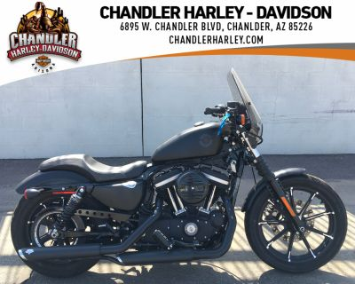 Pre-Owned 2020 Harley-Davidson Iron 883 Sportster XL883N