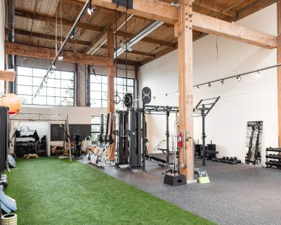 Bright, Beautiful Private Gym in NW Portland, Portland, OR