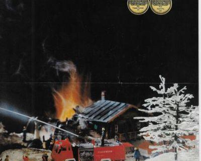 1983 Roco Miniatur Modell Toy Brochure German