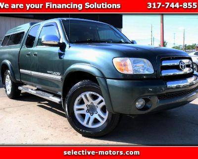 Used 2005 Toyota Tundra ACCESS CAB SR5