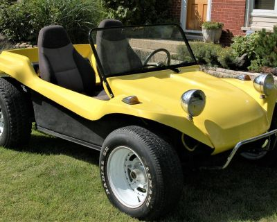 Dune Buggy Custom With 1600 CC Motor