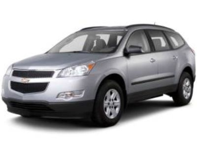 2010 Chevrolet Traverse LT with 1LT FWD