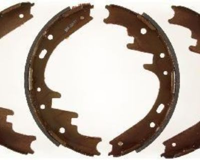 New Ford Brake Shoe And Lining Kit #f65z-2200-aa