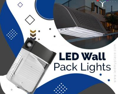 Buy Now LED Wall Pack Lights For Wall Lighting