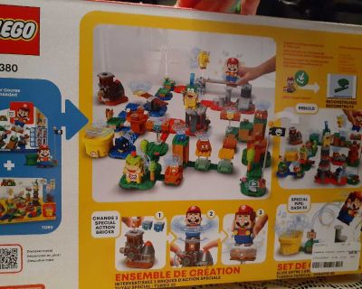 SUPER MARIO NEW LEGO