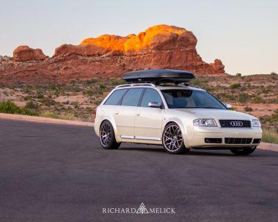 [FEELER] 2002 Audi S6 Avant, 6spd MT, tastefully modified