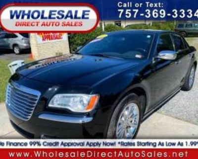 2012 Chrysler 300 Limited V6 RWD