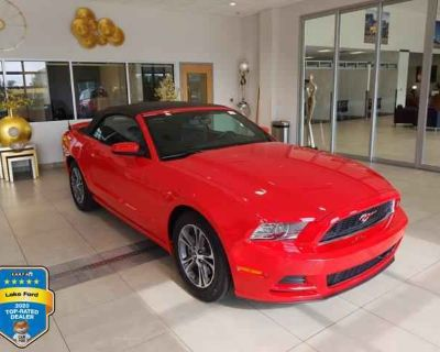 Used 2014 Ford Mustang 2dr Conv