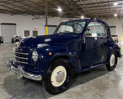 1953 Fiat 500L