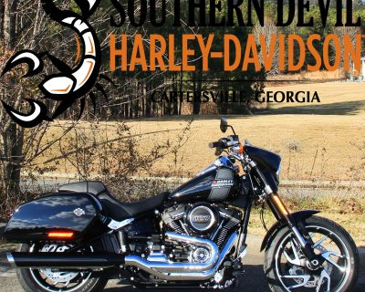 2021 Harley-Davidson Sport Glide Cruiser Cartersville, GA