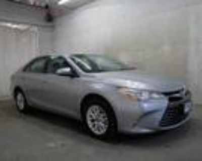 2016 Toyota Camry Silver, 45K miles
