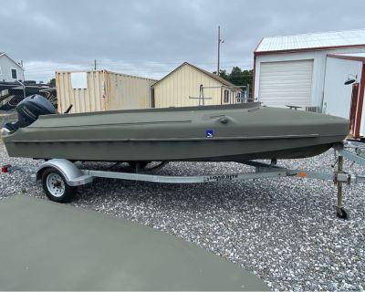2016 The Duck Boat 17 Sea Class