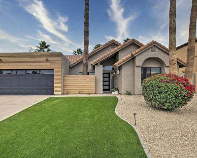 NEW! Stunning Scottsdale Home w/Pool: Golf + Hike! - Casa Rica North