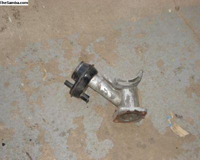Generator Stand/oil Filler