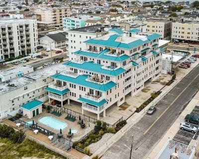 Beach Front Stockton Beach House Condo Unit 304! - Wildwood Crest