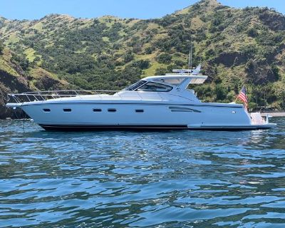 2001 Tiara Yachts 52 Express Cruiser