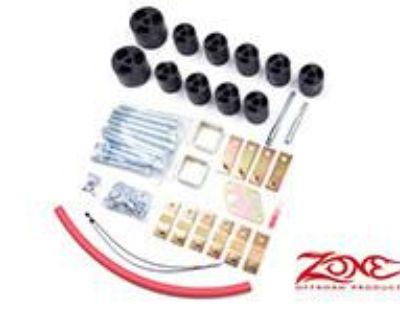 "Zone 2"" Body Lift Kit Jeep Wrangler Yj 87-95 Automatic Transmission 4.0l 2.5l"