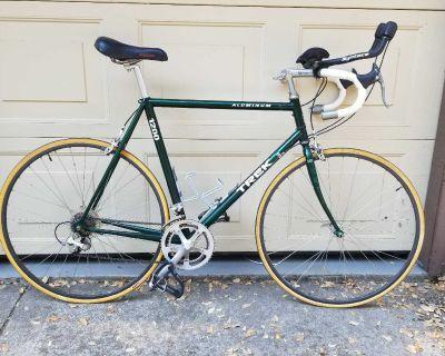 Classic Trek 1200 Road Bike