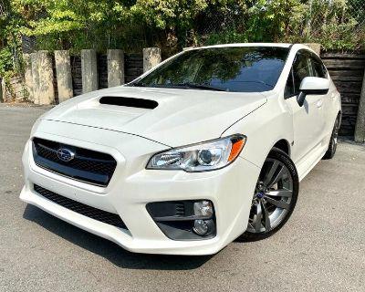Used 2017 Subaru WRX Premium 6M