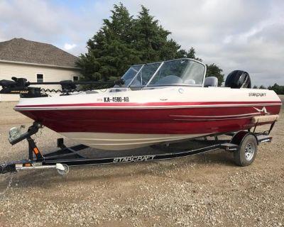 Starcraft Viper 186 fish/ski boat