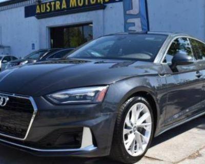 2020 Audi A5 Premium
