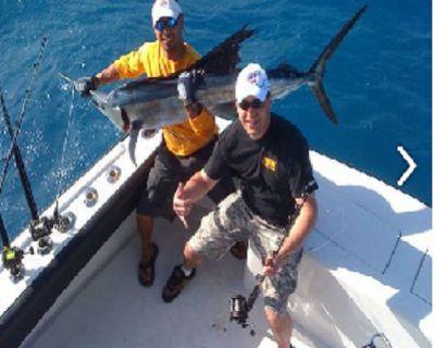 Enjoy With Deep Sea Fishing Charter