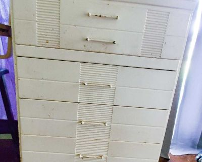 4 Drawer - Chest of Drawers / Project piece