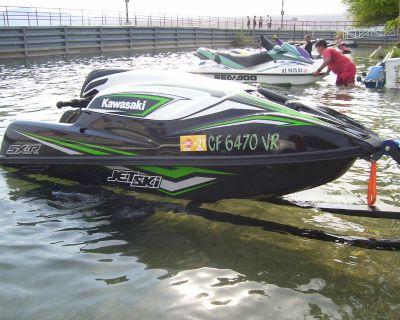 2018 Kawasaki SX-R