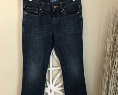 OLD NAVY size 10 plus BOOT CUT JEANS