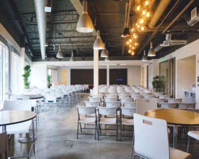 Event Space for 200 ppl in Silicon Valley