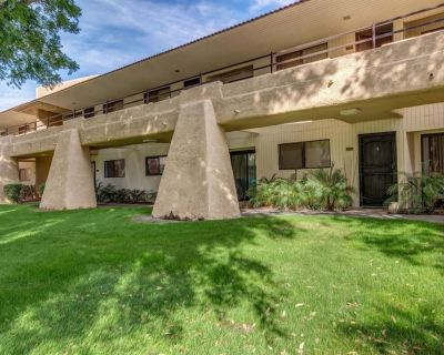 Palm Springs Easy Winter Getaway- 1Bdrm, 1Bth FULLY FURNISHED Condo - Palm Springs