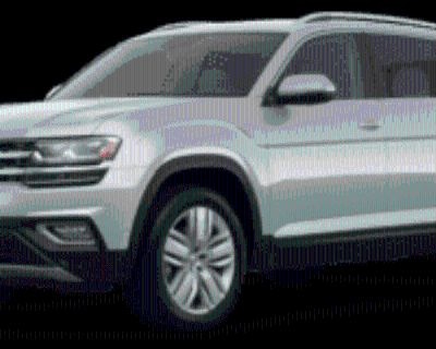 2019 Volkswagen Atlas SEL Premium